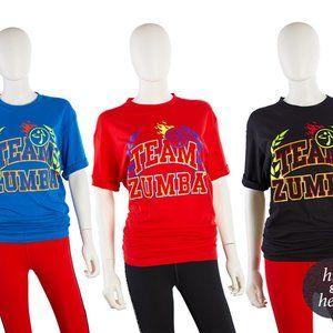 Zumba T-shirts